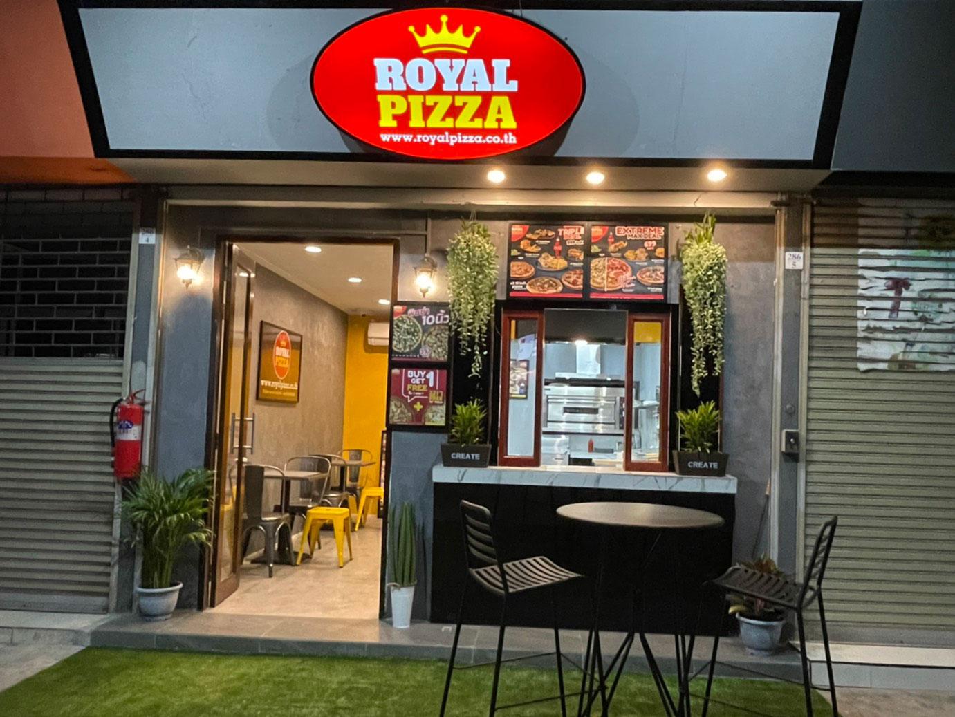 Pizza Delivery Ramkhamhaeng
